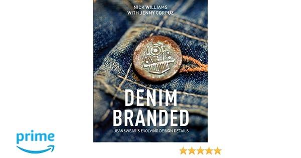 Denim Branded: Jeanswear's Evolving Design Details: Nick Williams
