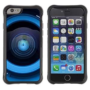 """Hypernova Defender Series TPU protection Cas Case Coque pour Apple (4.7 inches!!!) iPhone 6 [Reflexión de la lente""""]"""