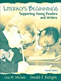 img - for Literacy's Beginnings: Supporting Young Readers and Writers by Lea M. McGee (2003-06-26) book / textbook / text book