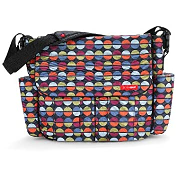 Amazon.com   Skip Hop Dash Deluxe Diaper Bag - Sequins   Diaper Tote Bags    Baby da8927c77131b