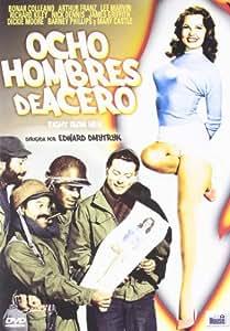 Ocho Hombres De Acero [DVD]