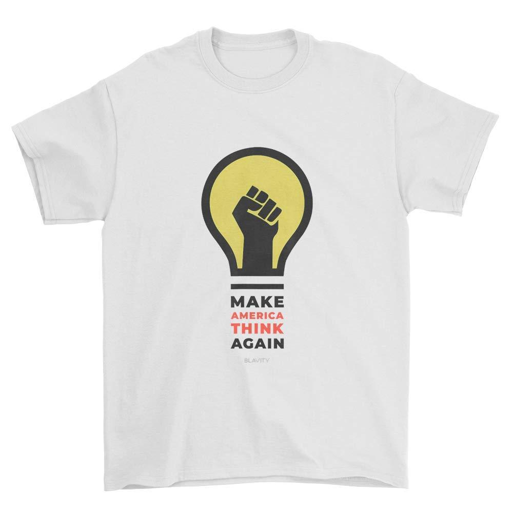 Led Store Make America Think Again Tshirt Anti Trump Shirt
