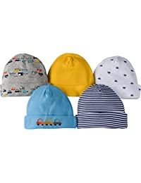 Baby Boys 5 Pack Cap