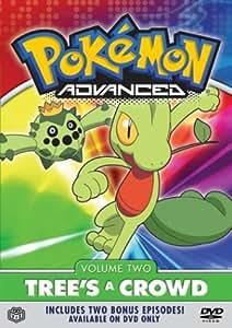 Pokemon Advanced, Vol. 2 - Tree's a Crowd