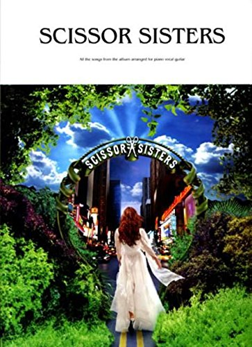 Buy alfred 55-10037a scissor sisters music book