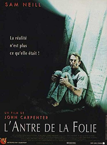In The Mouth of Madness Poster Movie 1994 French Style A Sam Neill Juergen