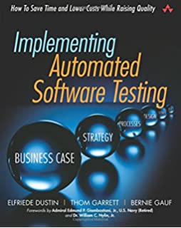 Automated Software Testing Introduction Management And