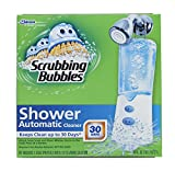 Scrubbing Bubbles Automatic Shower Cleaner with Booster