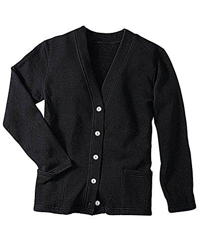 National 5805 Fleece Cardigan Plus