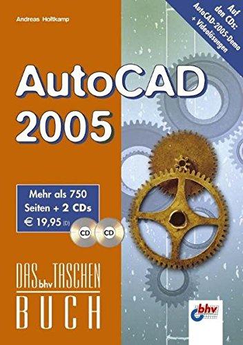 autocad-2005-m-2-cd-roms-das-bhv-taschenbuch