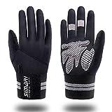SIMARI Workout Gloves Full Finger for Mens Women