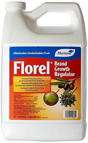 (Monterey MBR5023 Florel Growth Regulator, White)