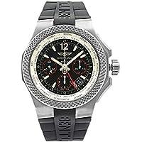 Breitling Bentley GMT Light Body Swiss Mechanical Automatic Men's Watch