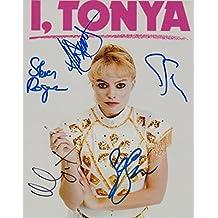 I, Tonya signed 8x10 photo