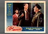 MOVIE POSTER: THE PHONY AMERICAN-LC-#1-G/VG-BILL