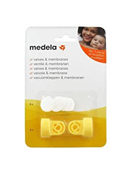 Image result for medela valve head and membrane