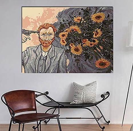 Luludsoo Van Gogh Se Disparó A Sí Mismo Para Disparar Un