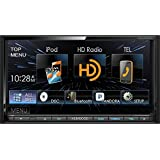 Kenwood DDX672BH Touchscreen Bluetooth CD/DVD USB MP3 Player AM/FM Stereo Radio