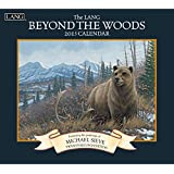 Lang January to December, 13.375 x 24 Inches, Perfect Timing Beyond the Woods 2015 Wall Calendar by Michael Sieve (1001781)