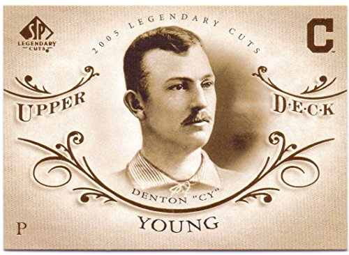 Cy Young 2005 SP Legendary Cuts #15 - Cleveland Spiders