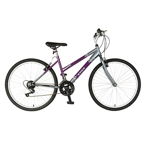 Mantis Eagle Moutain Bike, 26 inch wheels, 17 inch frame, Men's and Women's Bike, Purple or Green