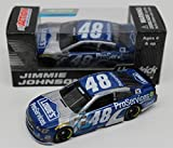Lionel Racing Jimmie Johnson #48 Lowes Pro Services 2016 Chevrolet SS NASCAR Diecast Car (1:64 Scale)
