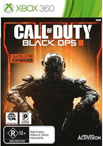 Amazon call of duty black ops 3 xbox 360 video games call of duty black ops 3 xbox 360 gumiabroncs Gallery