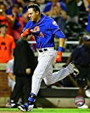 """Wilmer Flores New York Mets 2015 MLB Action Photo (Size: 8"""" x 10"""")"""