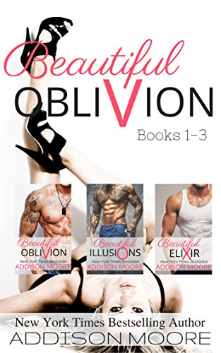Beautiful Oblivion Boxed Set (Books 1-3) by [Moore, Addison]