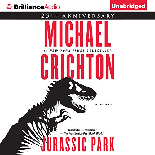 Jurassic Park: A Novel Audiobook [Free Download by Trial] thumbnail