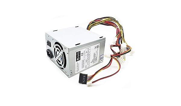 Little Phoenix PSX-A830 - Fuente de alimentación para PC (480 W, ATX SATA, MOLEX): Amazon.es: Electrónica