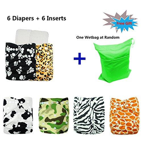 Babygoal Reuseable Washable Pocket Diaper