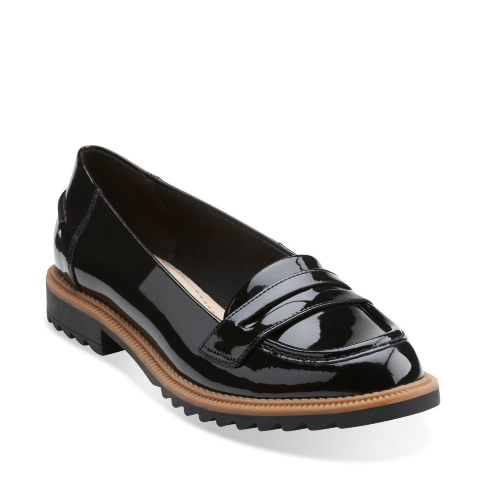 48a54e379f2 Clarks Women s Griffin Milly Penny Loafer
