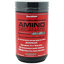 Amino Decanate Watermelon - 360g by MuscleMeds.