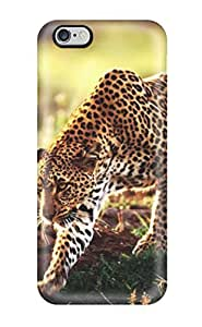 Case For Ipod Touch 5 Cover Case Bumper PC Skin Cover For Cheetah Accessories
