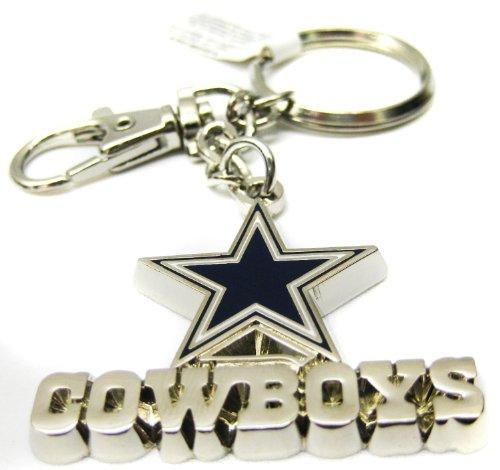 Silver Metal Dallas Cowboys ()