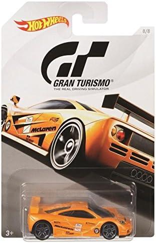 Gran Turismo Sortiment 4 Modelle Set 2018 PlayStation PS  1:64 Hot Wheels FKF26