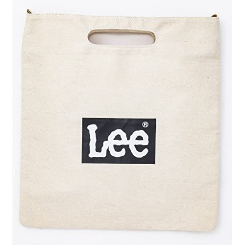 Lee 2WAY BAG BOOK 画像 C
