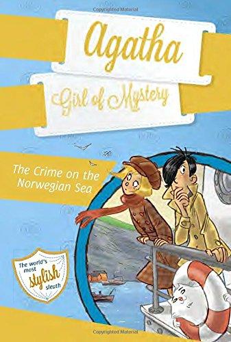 The Crime on the Norwegian Sea #10 (Agatha: Girl of Mystery)