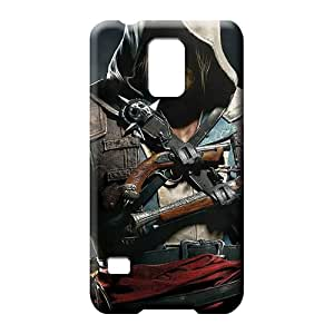 samsung galaxy s5 Collectibles Fashionable Perfect Design phone case skin assassins creed iv black flag