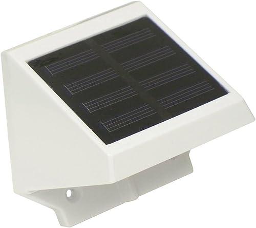 Dock Edge Solar Side Mount Light