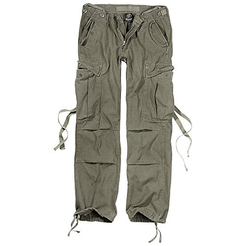 Used, Brandit Women's M65 Pants, Color:Olive, Size:28 for sale  Delivered anywhere in USA