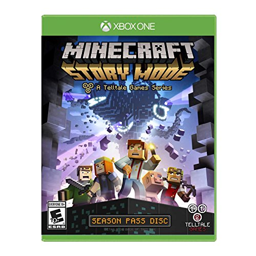 Minecraft Story Mode Season Disc Xbox product image