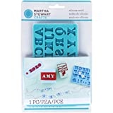 Martha Stewart Crafts Alphabet Mold