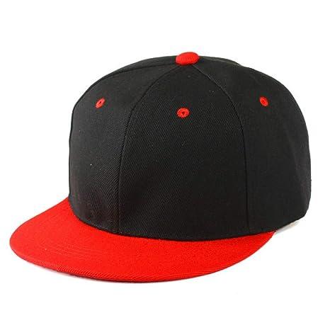 RFVTGB Gorra De Béisbol Hip Hop Sólido Sombrero De Colores Sólidos ...