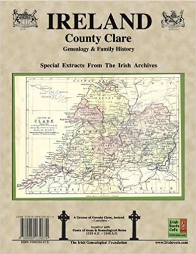 County Clare Ireland Genealogy Family History Notes With Coats