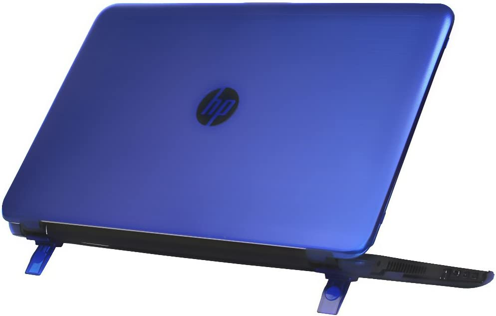 "mCover Hard Shell Case for 15.6"" HP Pavilion 15-ccXXX (15-cc000 to15-cc999) Series (NOT Fitting 15-ayXXX or 15-baXXX or 15-auXXX Series or Envy laptops) Notebook PC (Pavilion-15-CC Blue)"