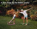 Beakabao Kids Hoola Hoop Set (6 Parts), Weight