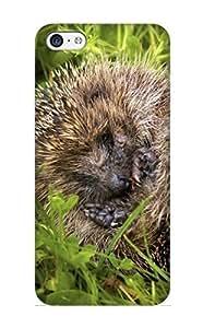 Cute High Quality Iphone 5c Animal Hedgehog Case Provided By Summerlemond