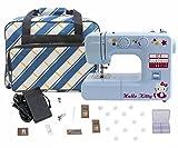 janome 15312 - Janome 15312 Blue Hello Kitty Sewing Machine with Bonuspack!